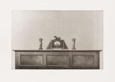 Terence Millington, 'Mantlepiece 2', 1975