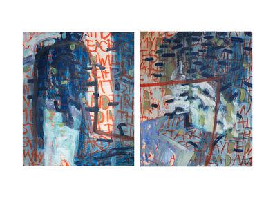 Isaac Wong, '(Nauggond) Roiretni Esuoh + House Interior (Dongguan), 2020', 2020