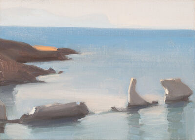 Diana Horowitz, 'Terrasini, Rock Formations', 2020