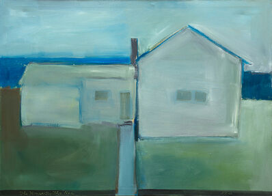 Allen Kubach, 'The House by the Sea (Grandma's House II)', ca. 1965 -1970