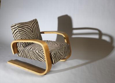 "Alvar Aalto, 'Armchair (model 37), ""Tank.""'"