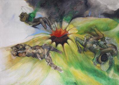 GERARDO CHÁVEZ, 'Volcán vegetal', 1967