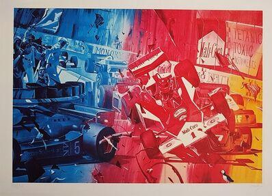 Jacques Monory, 'Tetanix Toxic', 1970-1979