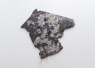 Paul Alden Mvoutoukoulou, 'Pharmacopolis, District #47, Mauretania, 1962, (Algéria)', 2018