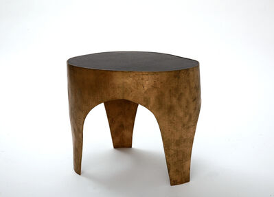 Jacques Jarrige, 'Bronze COFFEE TABLE  or SIDE TABLE by Jacques Jarrige', 2006
