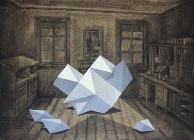 Alejandro Pintado, 'Modelo matemático de Goethe ', 2016