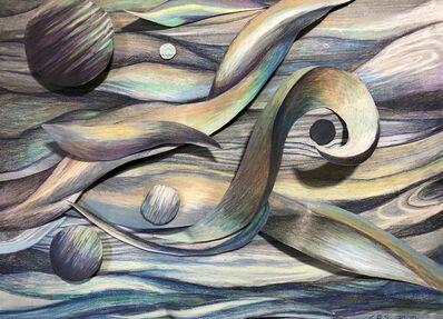 Gillian Bradshaw-Smith, 'Storms of Jupiter', 2020