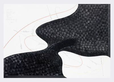 Jorinde Voigt, 'Synchronicity (1)', 2015