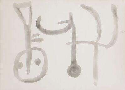 Joan Miró, 'Graphisme Concret', 1951