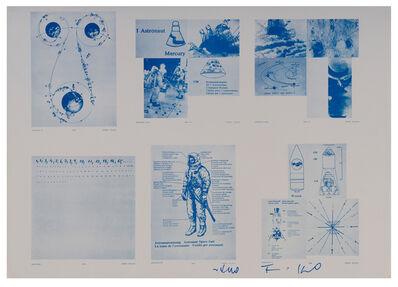 Stano Filko, 'Associations I, IV, VI, VII, XXXIV, XXXV', 1968-1969