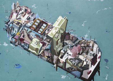 Chen Li-Ying, 'Puff Of Aircraft Carrier', 2015