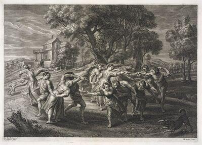 Peter Paul Rubens, '[Dance of the Italian peasants]', 1638-1645