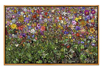 Simmons & Burke, 'U.S. Plant Collection Palette', 2013