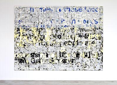 Mark Bradford, 'Untitled', 2011
