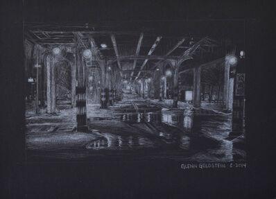 Glenn Goldstein, 'Trestle Night', 2014