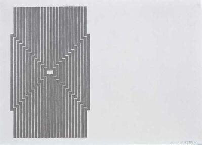 Frank Stella, 'Six Mile Bottom', 1970