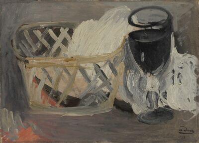 André Derain, 'Le Verre Noir', 1913