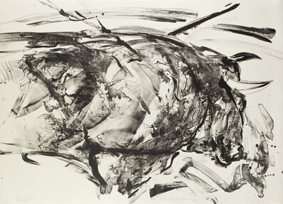 Elaine de Kooning, 'Taurus XIV, Proof F', 1973