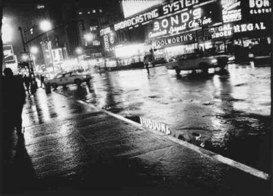 Daido Moriyama, 'Another Country In New York', 1974/2011
