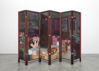 Hernan Bas, 'A Private Morning', 2020