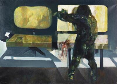 Renzo Vespignani, 'Poltrona E Figura', 1962