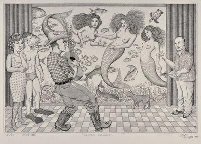 William B. Montgomery, 'Mermaid Serenade', 1980