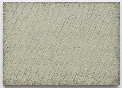 Park Seo-bo, 'Ecriture (描法) No. 235-85', 1985
