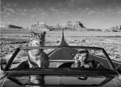 David Yarrow, 'Road Trip', 2018