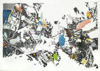 Pascal Berthoud, 'Les mondes étendus V', 2018