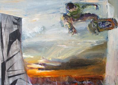 Johannes Heisig, 'Halfpipe', 2016