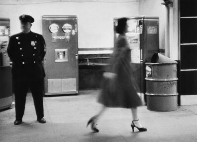 Sabine Weiss, 'New York ', 1955 (printed later)