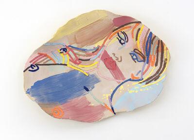 Ghada Amer, 'Silenced', 2015