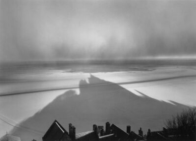 William Clift, 'Mont St. Michel', 1977
