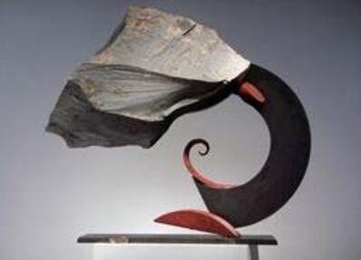 John Van Alstine, 'Sisyphean Circle (Twirl)'