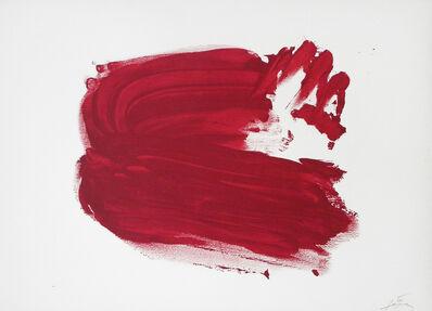Antoni Tàpies, 'Clau-4', 1973