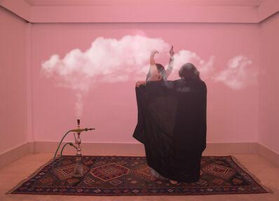 Qahtan Alameen, 'Magic Carpet', 2015