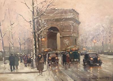 Edouard Léon Cortès, 'Arc de Triomphe ', 1965