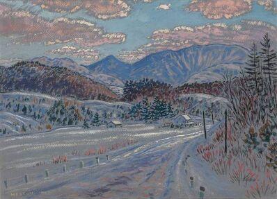 Harold Weston, 'Dix-Elizabethtown Road', 1941