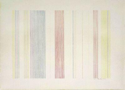 Gene Davis, 'Ferris Wheel', 1973