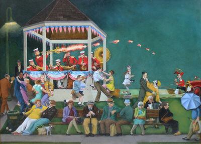 Gerald Purdy, 'Serenade', 2017