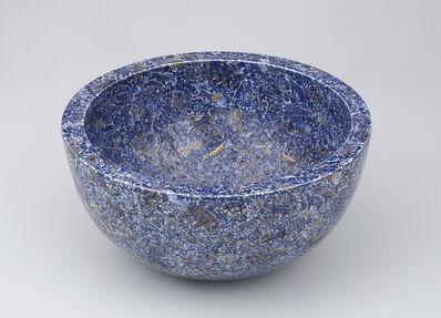 Yuki Hayama, 'Bowl with Shinrabansho ( All Nature, All Life ) Motif', 2016