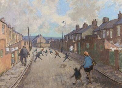 Norman Cornish, 'Children Playing', ca. 1975
