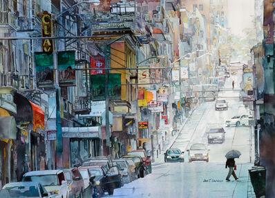 John Salminen, 'Clay Street Hillside'