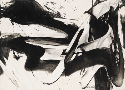 Karl Otto Götz, 'Untitled', 1955
