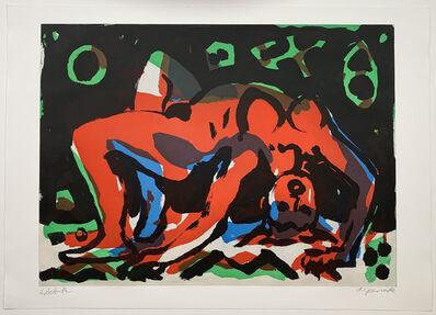 A.R. Penck, 'Berlin-Suite VII', 1990