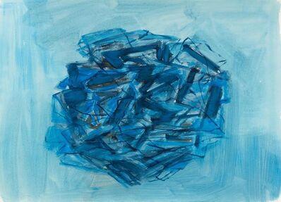 Phyllida Barlow, 'untitled: folded 2', 2010