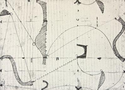 Caio Fonseca, 'Notations III', 1998