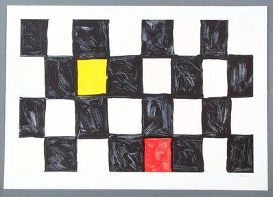 Mary Heilmann, 'African ', 2000