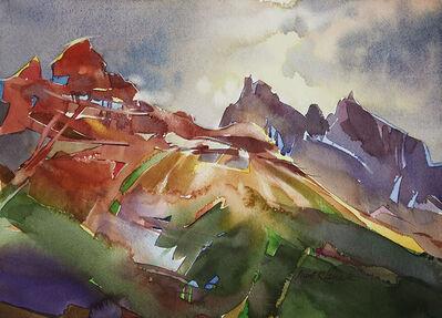 Brent Laycock, 'Red Peak'