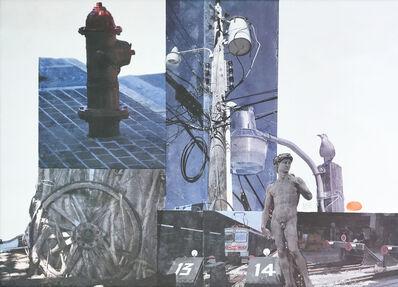Robert Rauschenberg, 'Restoration (print for Edison College Foundation benefit)', 2004